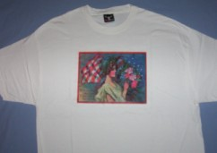 Liberty Maiden Tees - Shirt View