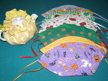 Teapots and Cozies