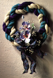 Sample Friendship Wreath